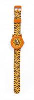 Dětské hodinky s tygrem