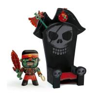 Arty Toys - Pirát Kyle s trůnem