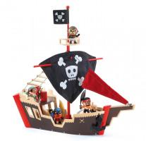 Arty Toys - pirátská loď