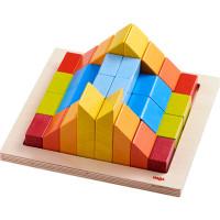 3D kreatívne kocky - 28 ks