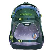 Školní batoh coocazoo ScaleRale, OceanEmotion Galaxy Blue, certifikát AGR