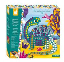 Dětský ateliér maxi - mozaika - dinosauři