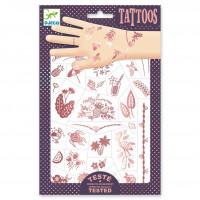 Tetování - vítej léto