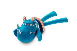 Lilliputiens - nosorožec Marius - vibrační hračka