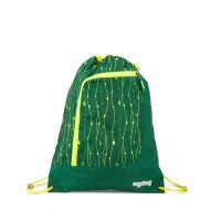 Sportovní pytel Ergobag - Fluo zelený 2020