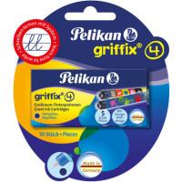 Inkoustové bombičky Griffix 4 - 10ks