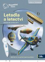 Kouzelné čtení - Dvoulist - Letadla a letectví