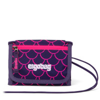Peněženka Ergobag - fluo růžová