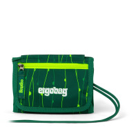Peněženka Ergobag - fluo zelená