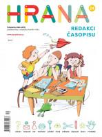 Časopis - HRANA redakci časopisu