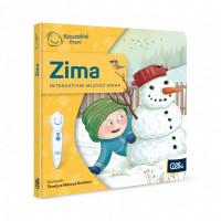 Kouzelné čtení - Minikniha pro nejmenší - Zima