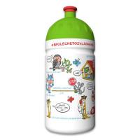Zdravá lahev 0,5 l - Mýval, limitovaná edice