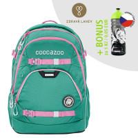 Školní batoh coocazoo ScaleRale, Springman + lahev za 1 Kč
