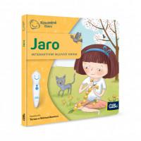 Kouzelné čtení - Minikniha pro nejmenší - Jaro