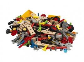 Brio Builder - stavební kreativní set 270 ks