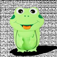 Affenzahn batůžek - Žabička Finn - neon