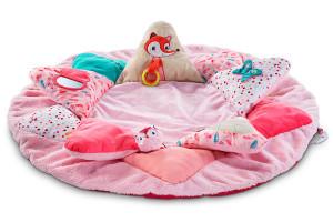 Lilliputiens – detská hracia deka – jednorožec Louise