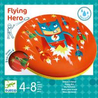 Frisbee - létající talíř - Superhrdina