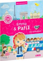 Emma & Paříž - Město plné samolepek