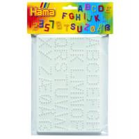 Podložky - abeceda a číslice