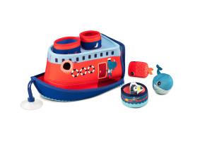Lilliputiens – Mariova loď – hračka do vody