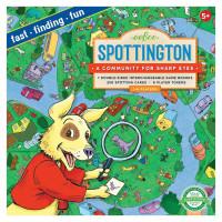 Společenská postřehová hra - Spottington