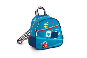 Lilliputiens – detský batoh – na cestách