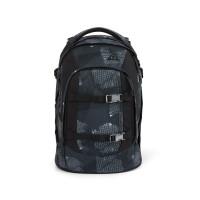 Studentský batoh Ergobag Satch - Infra Grey