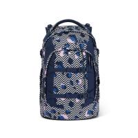 Studentský batoh Ergobag Satch - Stoney Mony