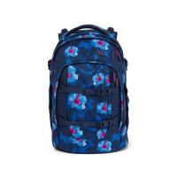 Studentský batoh Ergobag Satch - Waikiki Blue
