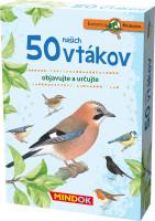 Expedice príroda: 50 našich vtákov