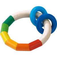 Chrastítko - kroužky