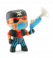 Arty Toys - pirát Jack Skull