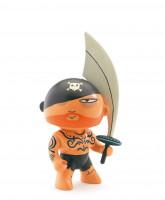 Arty Toys - pirát Tatoo