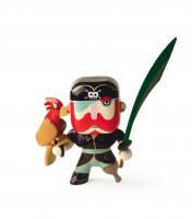 Arty Toys - pirát Sam Parrot