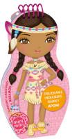 Obliekame indiánske bábiky Aponi