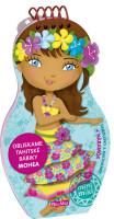 Obliekame tahitské bábiky Mohea