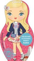 Obliekame slovenské bábiky Zuzka