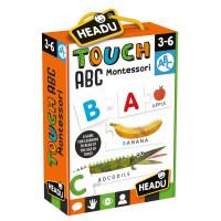 HEADU: Montessori Moje první abeceda
