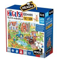 HEADU: 100 anglických slovíčok – Farma