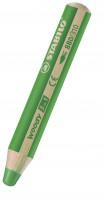 Pastelka Stabilo Woody 3 in 1 svetlo zelená