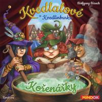 Kvedlalové z Kvedlinburku: Rozšíření Kořenářky
