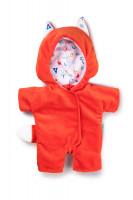 Lilliputiens - oranžový overal pro panenky - liška Alice