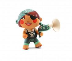 Arty Toys - pirátka Caraiba