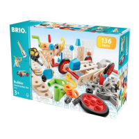 Brio Builder - konstrukční set 135 ks
