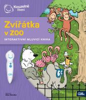 Kouzelné čtení - Kniha - Zvířátka v ZOO