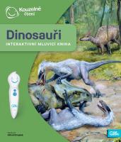 Kouzelné čtení - Kniha - Dinosauři
