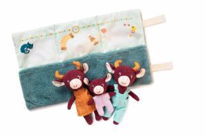 Lilliputiens - Rodinka kravičky Rosalie