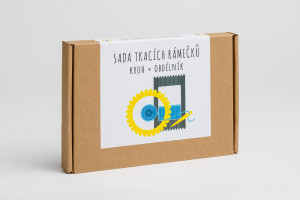 Pikle - Tkací rámeček - Sada
