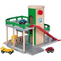 Brio - Poschodové parkovacie garáže s výťahom